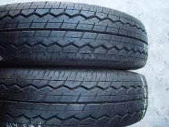 Dunlop DV-01. Летние, 2007 год, износ: 5%, 2 шт