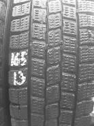 Dunlop DSV-01. Зимние, без шипов, 2006 год, износ: 50%, 1 шт