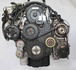 Двигатель в сборе. Mitsubishi Lancer