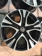 Nissan. x17, 3x98.00, 5x114.30, ЦО 66,1мм.