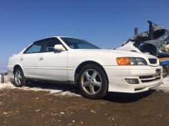 Toyota Chaser. JZX1000112785, 1JZGE
