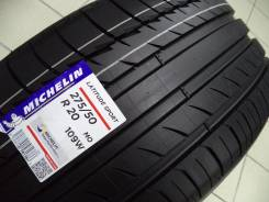 Michelin Latitude Sport. Летние, 2017 год, без износа, 4 шт