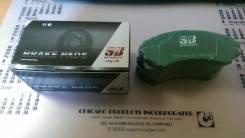 Колодки тормозные дисковые SB Nagamochi BP21321