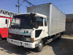 Mitsubishi Fuso. Продам грузовик Mitsubishi fuso фургон 34куб., 7 540 куб. см., 5 000 кг.