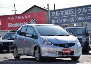 Honda Fit. вариатор, передний, 1.3 (100 л.с.), бензин, б/п. Под заказ