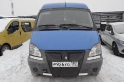ГАЗ 3221. ГАЗ ГАЗель 3221, 2 800 куб. см., 13 мест