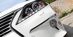 Ободок противотуманной фары. Lexus LX450d, URJ200 Lexus LX570, URJ201, URJ201W