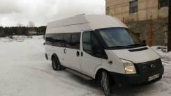 Ford Transit. Автобус FORD Transit, 2 200 куб. см., 16 мест