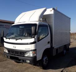 Hino Dutro. (Тойота Дюна) 2005 г., 4 900 куб. см., 2 000 кг.