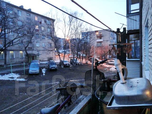2-комнатная, улица Бокситогорская 14. Южный, агентство, 42 кв.м. Вид из окна днем