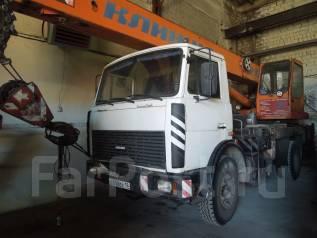 МАЗ Клинцы. 20 тн, 20 000 кг.