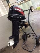 Tohatsu. 30,00л.с., 2х тактный, бензин, нога S (381 мм), Год: 2014 год