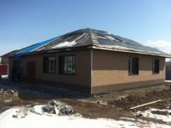 Строительство домов из отсевоблока и теплоблока