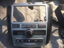 Блок управления климат-контролем. Toyota Ipsum, ACM21, ACM26W, ACM26, ACM21W Двигатель 2AZFE