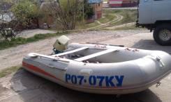 Badger. Год: 2000 год, длина 3,95м., двигатель подвесной, 30,00л.с., бензин