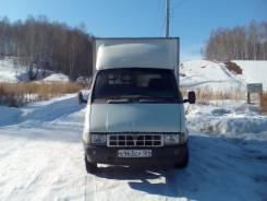 ГАЗ 3302. Продается Газель с термобудкой, 2 445 куб. см., 1 500 кг.