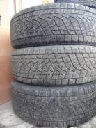 Bridgestone Blizzak DM-Z3. Зимние, без шипов, износ: 30%, 3 шт