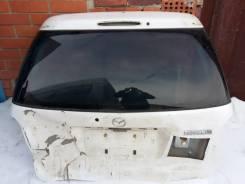 Крышка багажника. Mazda MPV, LW3W, LWFW, LW5W, LWEW