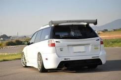 Накладка крышки багажника. Subaru Legacy Lancaster, BHE, BH9 Subaru Legacy, BHC, BH9, BH5, BHE