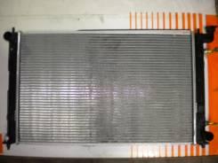 Радиатор охлаждения двигателя. Toyota Vista, SV50, AZV50, AZV55, ZZV50, SV55