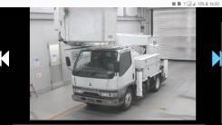 Tadano AT-145TE. Автовышка MMC Canter 1997 , 4 560 куб. см., 15 м.