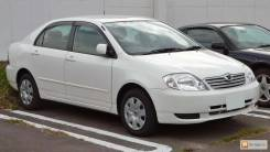 Toyota Corolla. NZE 121 120