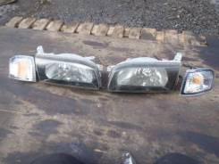 Оптика. Toyota Sprinter Carib, AE111, AE111G, AE114, AE114G Двигатели: 4AFE, 4AGE