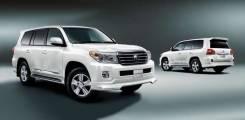 Обвес кузова аэродинамический. Toyota Sports Toyota Urban Cruiser Toyota Land Cruiser
