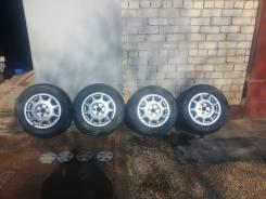 Продам штатные колёса toyota cresta/mark/chaser. 6.0x15 5x114.30 ET50