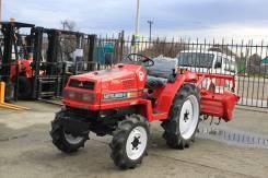 Mitsubishi MT20D. Японский мини трактор