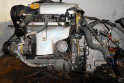Двигатель в сборе. Opel Astra, G Двигатель X18XE