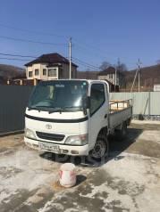 Toyota Dyna. Продам грузовик с аппарелью, 3 000 куб. см., 1 500 кг.