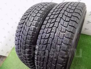 Dunlop Grandtrek SJ6. Зимние, без шипов, 2004 год, износ: 20%, 2 шт