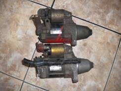 Стартер. Honda Capa, GA6, GA4 Honda Civic, EK3, E-EK3 Honda Logo, E-GA3, GA3, GA5, GF-GA5, GF-GA3 Двигатели: D15B, D13B