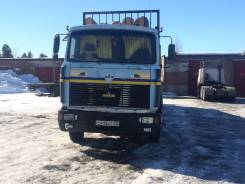 МАЗ 6422. Продаю МАЗ тягач+полуприцеп, 14 860 куб. см., 30 000 кг.