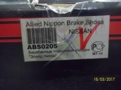 Колодка тормозная. Nissan: Presea, Sunny California, 100NX, Pulsar, Sunny, AD, Almera, Lucino, Wingroad Двигатели: GA15DS, SR20DE, SR18DE, SR18DI, GA1...
