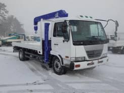 Nissan Condor. Nisan Condor бортовой грузовик с манипулятором, 6 900 куб. см., 5 000 кг. Под заказ