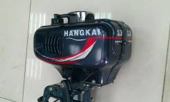 Hangkai. 3,50л.с., 2х тактный, бензин, Год: 2017 год