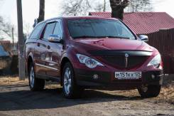 SsangYong Actyon Sports. автомат, 4wd, 2.0 (145 л.с.), дизель, 100 000 тыс. км