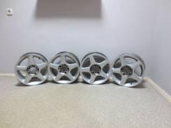 Продам литые диски на ниссан серена. x15, 5x114.30, ЦО 114,3мм.
