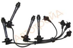 Высоковольтные провода. Toyota: Starlet, Corolla II, Corolla, Raum, Sprinter, Caldina, Tercel, Corsa, Cynos Двигатели: 4EFE, 5EFE