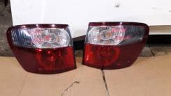 Стоп-сигнал. Toyota Avensis Verso, ACM20, ACM21, CLM20, ACM21W, ACM26, ACM26W Двигатели: 1AZFE, 1CDFTV, 2AZFE
