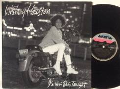 Уитни Хьюстон / Whitney Houston - I'm your baby tonight - EU LP 1990