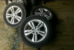 Колёса штатные Hyundai ix35. 6.5x17 5x114.30 ET48