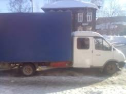 ГАЗ Газель Фермер. Длинная газель фермер, 2 400 куб. см., 1 500 кг.