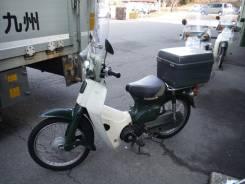 Honda Super Cub. 49 куб. см., исправен, без птс, без пробега
