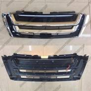 Решетка на противотуманные фары. Toyota Land Cruiser Prado, GRJ150L, GRJ150W, GDJ150W, TRJ120W, TRJ12, TRJ125W, KDJ150L, TRJ125, GDJ150L, GDJ151W, TRJ...