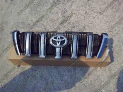 Решетка радиатора. Toyota Land Cruiser Prado, GRJ150L, KDJ150L, GRJ150W, GRJ151W, TRJ150W. Под заказ