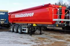 Kassbohrer. В Наличии! 32м3-объём. Самосвальный полуприцеп, 35 000 кг.
