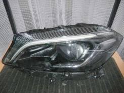 Фара. Mercedes-Benz A-Class, W176